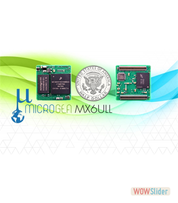 microGEA SoM Module Solutions