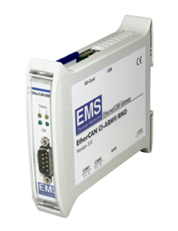 EtherCAN CI-ARM9 CAN Ethernet Gateway