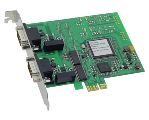 CPC-PCIe PCI express CAN Bus Interface