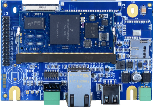 C.Touch Wi Carrier Board