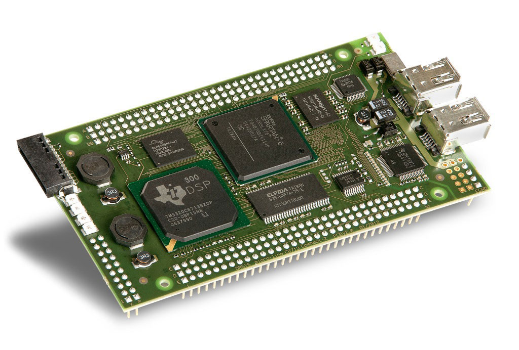 Embedded DSP Hardware Solutions for OEM Developers